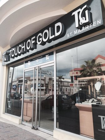 Touch of Gold, Jewelers Aruba