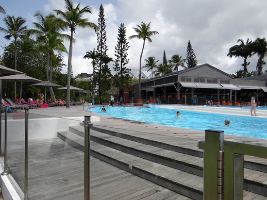 La Creole Beach Hotel & Spa: Piscine