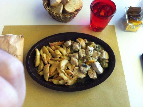 Calderara di Reno Italy  City new picture : ... verdure al vapore Picture of Jazze, Calderara di Reno TripAdvisor