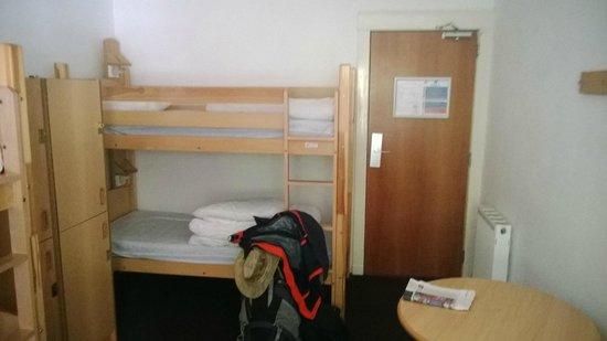 Lochranza Youth Hostel: My room (107)