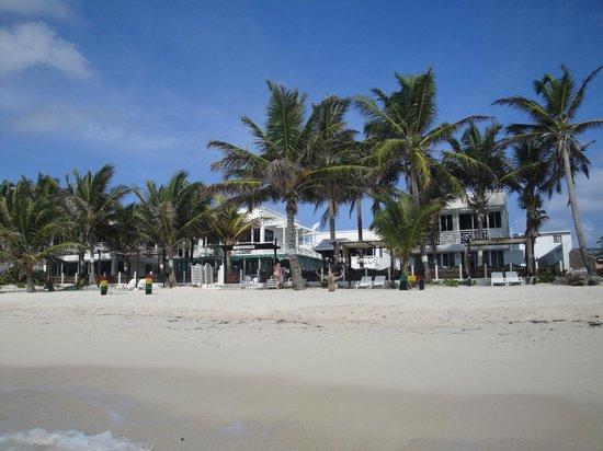 Hotel MS San Luis Village : Desde la playa