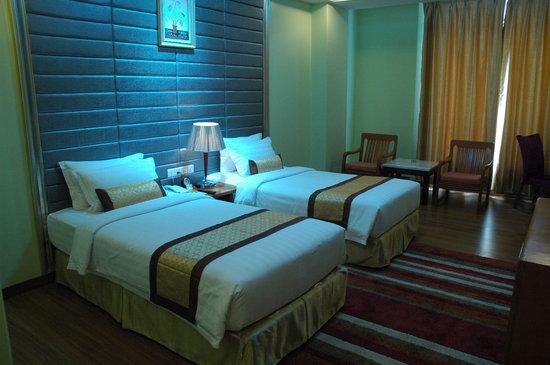 BEST WESTERN Green Hill Hotel : Gest Room