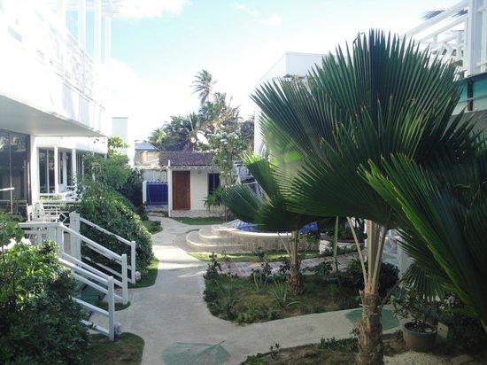 Hotel MS San Luis Village : Al interior del hotel
