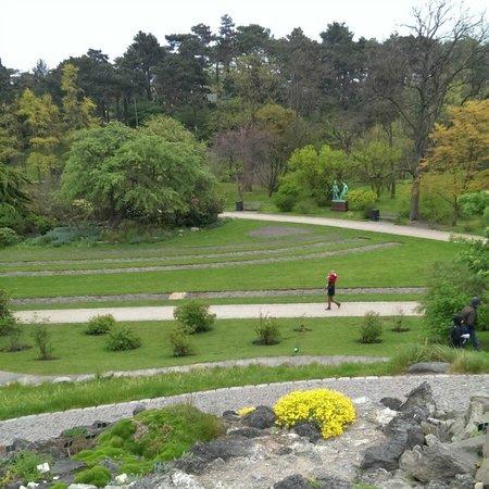 Botanical Gardens (Botanisk Have) : горка