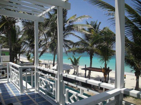 Hotel MS San Luis Village: Balcón de la habitacion