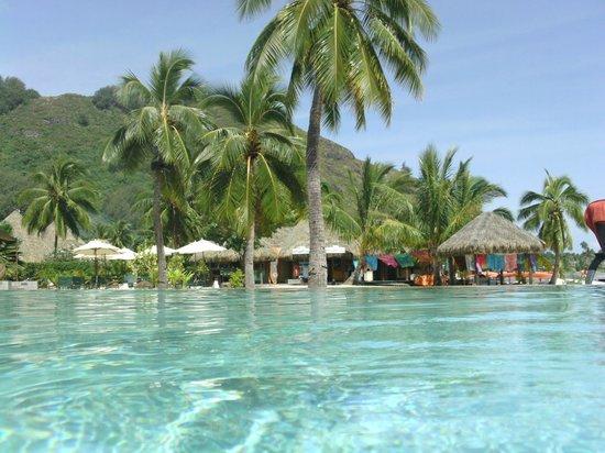 InterContinental Moorea Resort & Spa : pool