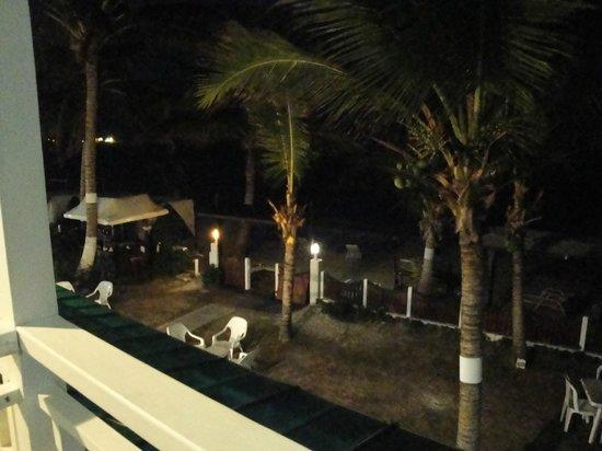Hotel MS San Luis Village : Playa en la noche
