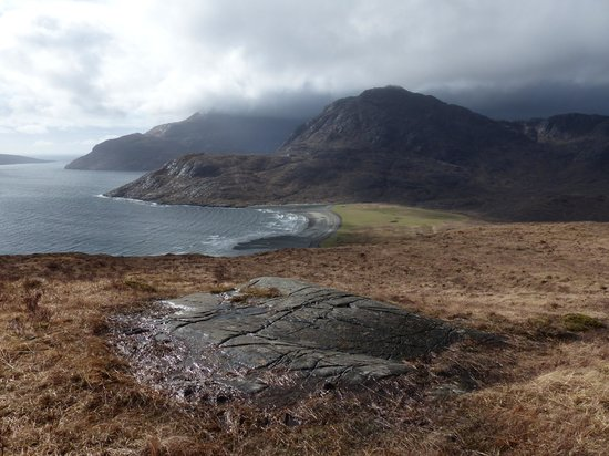Elgol, UK: From the high point