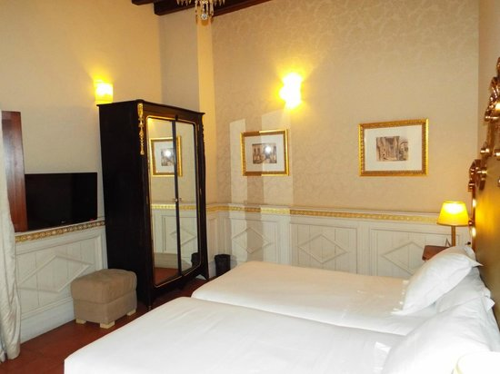 Hotel Casa 1800 Granada : Bedroom