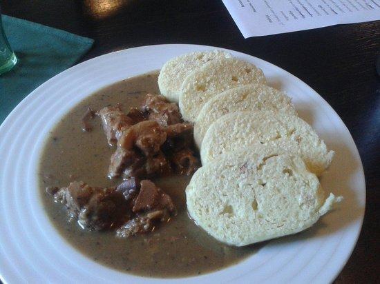 U Matouse: Wonderful goulash!