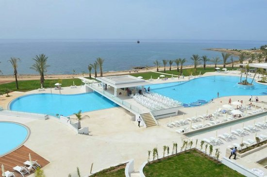 King Evelthon Beach Hotel Resort Paphos
