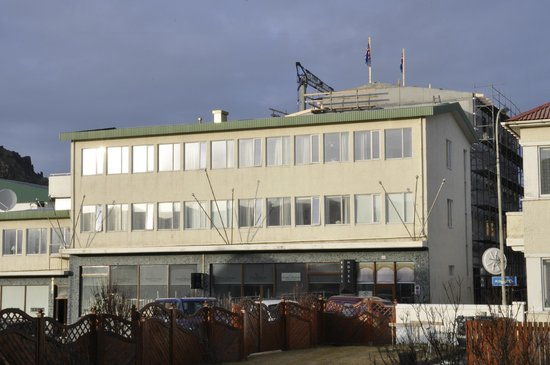 Hotel Vestmannaeyjar: The hotel