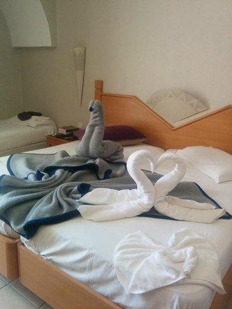 Vincci Resort Djerba: chambre