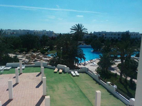 Vincci Resort Djerba: piscine