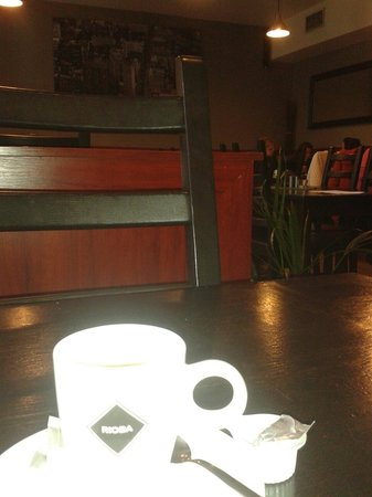 U Matouse: The best coffee in Prague!