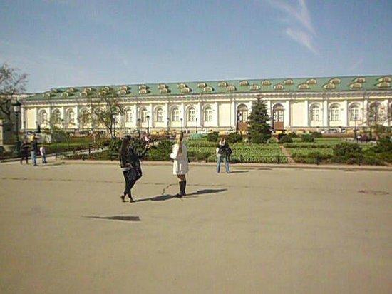 Manezh Central Exhibition Hall : Центральный выставочный зал