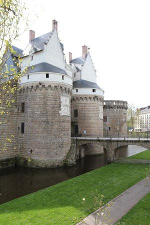 Hotel Duquesne : Chateau at Nantes