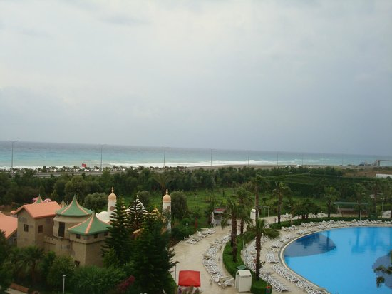 Amelia Beach Resort & Spa: Une belle vue sur mer