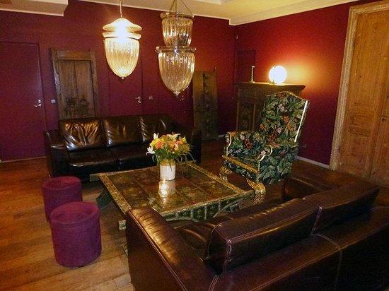 Hotel Hellsten : Lounge