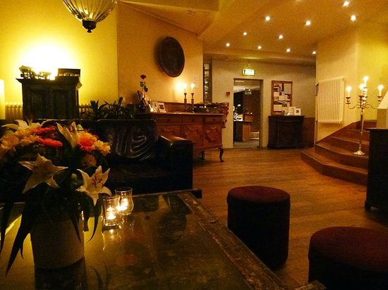 Hotel Hellsten: Lounge