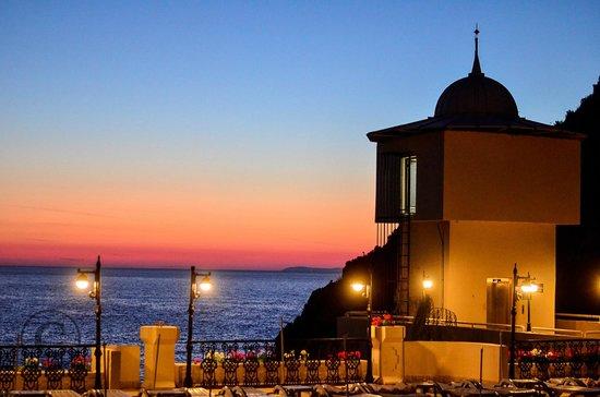 Alkoclar Adakule Hotel: 2014  deniz manzarası