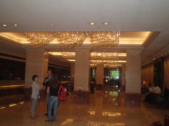 Keio Plaza Hotel Tokyo: check in/out