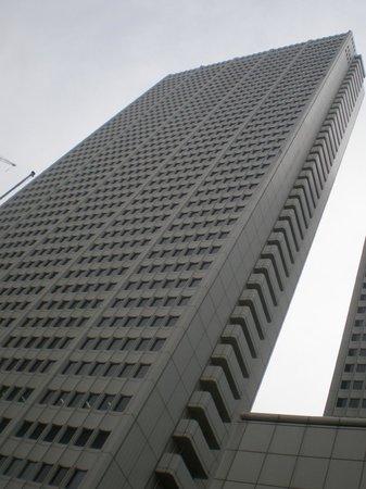 Keio Plaza Hotel Tokyo: torre sul