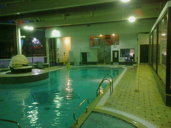 Crowne Plaza London-Gatwick Airport : The pool
