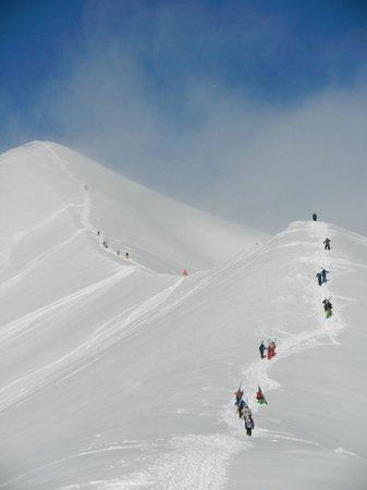 Snowed Inn Chalets : Hiking in Serre Chevalier