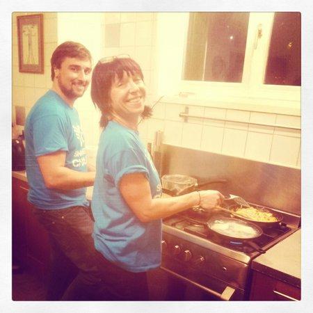 Snowed Inn Chalets ¦ Cooks Away!