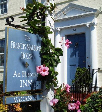 Francis Malbone House Inn