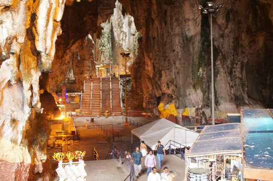 Batu Caves: Inside Cave