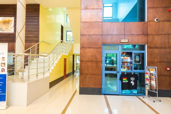 Best Western Premier Accra Airport Hotel: lobby