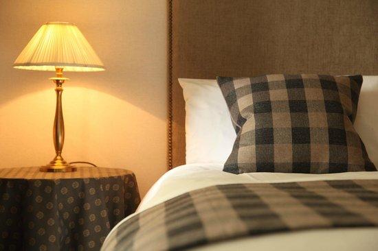 Kilcamb Lodge Hotel & Restaurant : Luxury refurbished bedrooms
