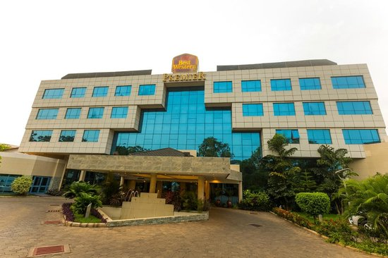 Best Western Premier Accra Airport Hotel: frontage