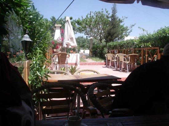 Chak Cafe Resto Grill : Halte déjeuner