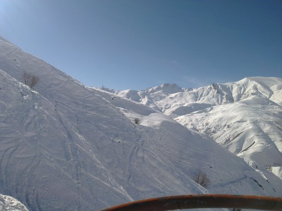 Shemshak Ski Resort : Shemshak