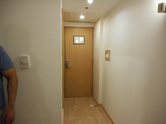 Red Fox Hotel, Delhi Airport: door way