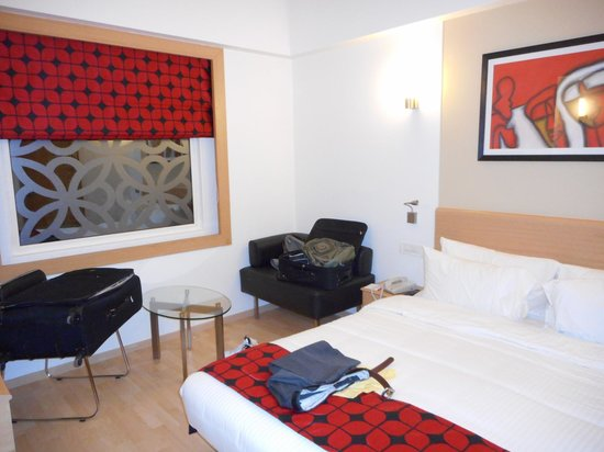 Red Fox Hotel, Delhi Airport: bed