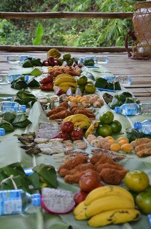 Patara Elephant Farm - Private Tours : Lunch