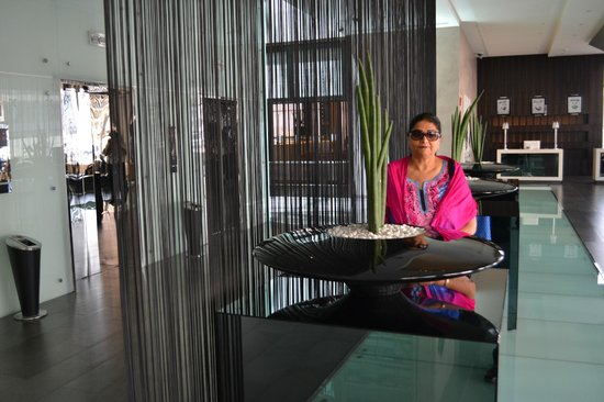 Centro Barsha : Lobby