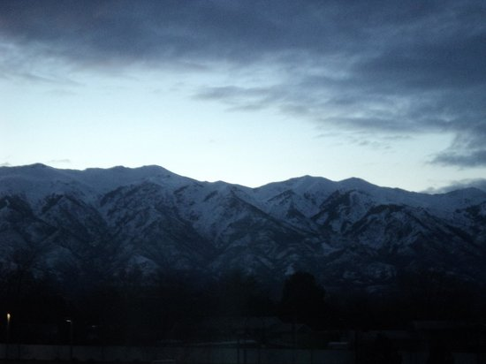 Hilton Garden Inn Salt Lake City/Layton: View from the room