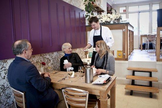 Restaurant Elmar : Vriendelijke service