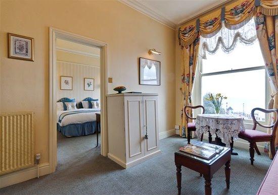St. Tudno Hotel: The Alice Suite