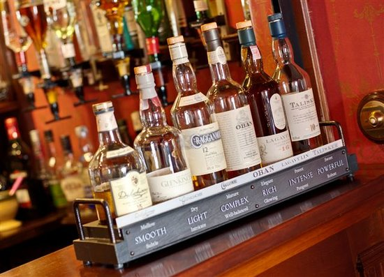 St. Tudno Hotel: The Bar