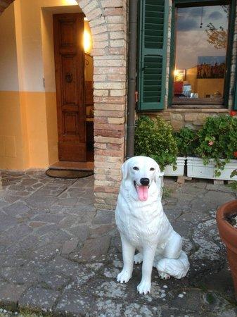 La Fornace di Racciano: Sanki canlı...