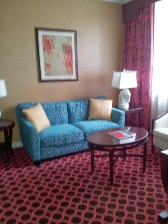 Kimpton Hotel Monaco Chicago: Beautiful Room
