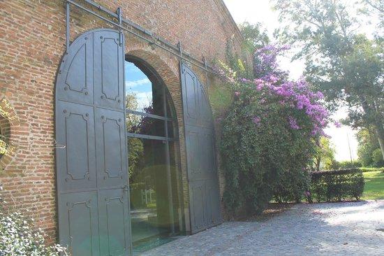 Estancia Monte Viejo: salon de eventos