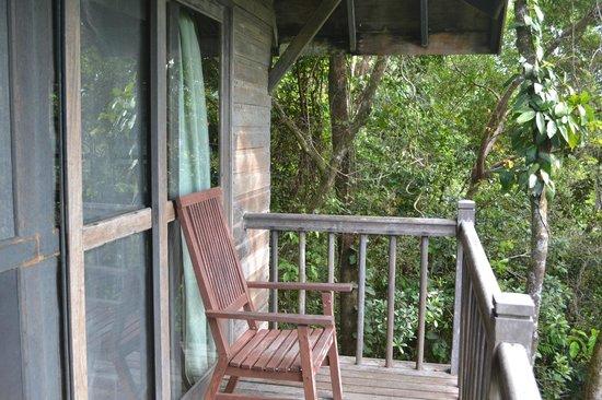 Permai Rainforest Resort: Treehouse house