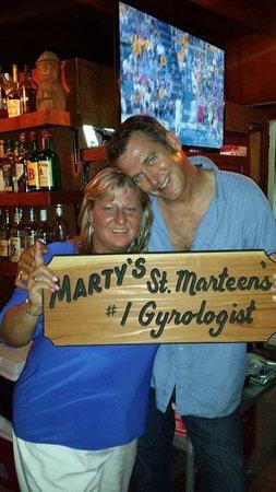 Marty's Gyros